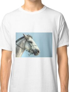 White horse Classic T-Shirt