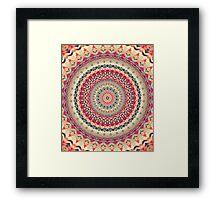 Mandala 017 Framed Print