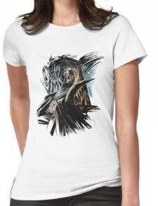 Elf King Womens Fitted T-Shirt