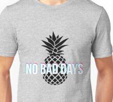 No Bad Days Pineapple Unisex T-Shirt