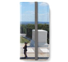 Tomb of the Unknown Soldier iPhone Wallet/Case/Skin