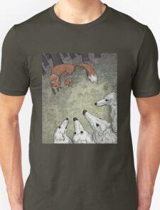 Fox Hunt Unisex T-Shirt