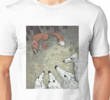 Fox Hunt Unisex T-Shirt