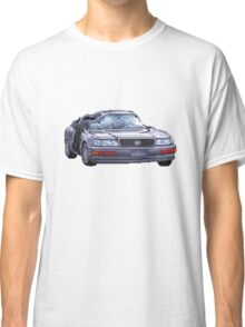 Street Fighter II Car Classic T-Shirt
