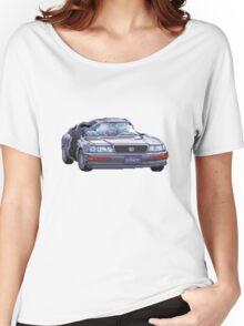Street Fighter II Car Women's Relaxed Fit T-Shirt