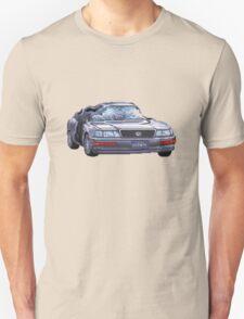 Street Fighter II Car Unisex T-Shirt