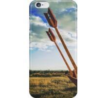 Twin Arrows iPhone Case/Skin