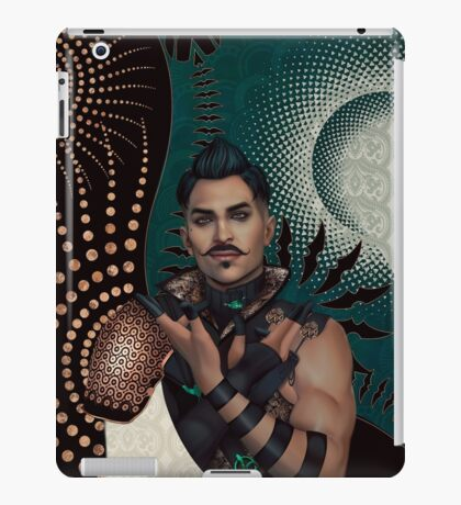 Requiem for an Empire iPad Case/Skin