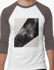 Expanding Universe Men's Baseball ¾ T-Shirt