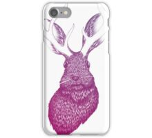 Ombre Jackalope iPhone Case/Skin