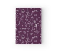 No Refunds. Gravity Falls. Hardcover Journal