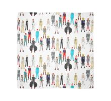 Bowie Scattered Fashion Scarf