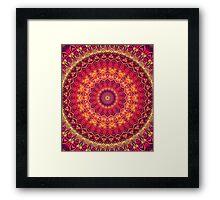 Mandala 019 Framed Print