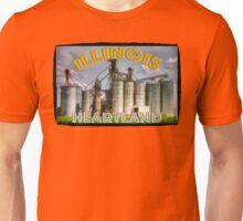ILLINOIS HEARTLAND Unisex T-Shirt