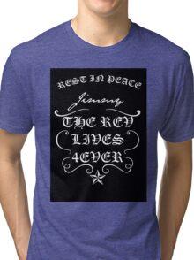 Rev lives foREVer black Tri-blend T-Shirt