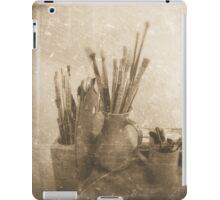 Artist´s Corner iPad Case/Skin