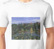 Golden Pagoda Unisex T-Shirt