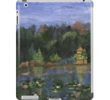 Golden Pagoda iPad Case/Skin