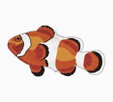 Clown fish Kids Tee