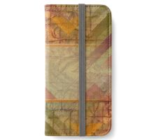 Aztec Illusion iPhone Wallet/Case/Skin