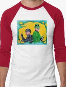 THE GREEN HORNET AND KATO Men's Baseball ¾ T-Shirt