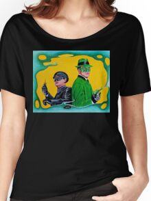 THE GREEN HORNET AND KATO Women's Relaxed Fit T-Shirt