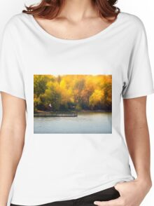 The Golden Hour Women's Relaxed Fit T-Shirt
