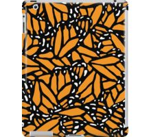 butterflies wings iPad Case/Skin