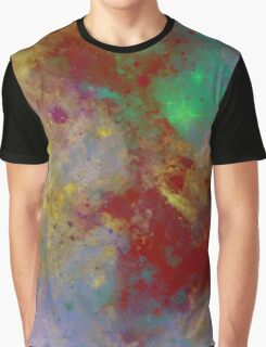 Through The Haze Of Colour Graphic T-Shirt