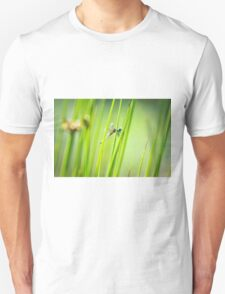 Dragonfly by Pond #2  Unisex T-Shirt