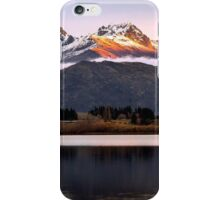 Lake Hayes - Queenstown - New Zealand iPhone Case/Skin