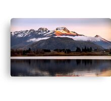 Lake Hayes - Queenstown - New Zealand Canvas Print