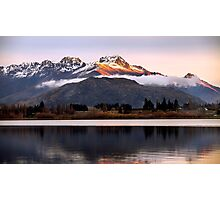 Lake Hayes - Queenstown - New Zealand Photographic Print