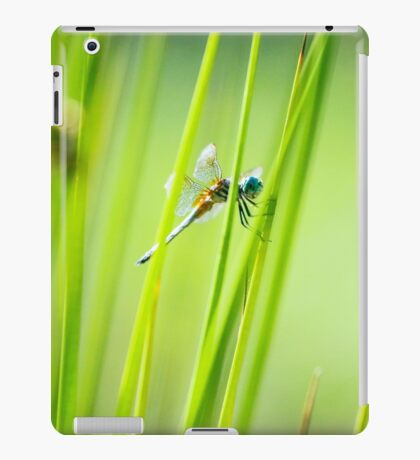 Dragonfly by Pond #2  iPad Case/Skin
