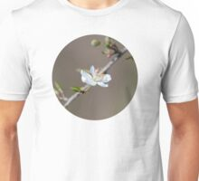 Tiny White Beauty Unisex T-Shirt