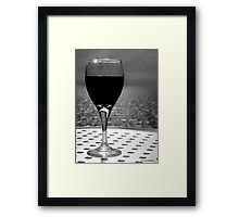 Time to Relax . . . Framed Print
