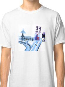 OK Computer Pixel Art Classic T-Shirt