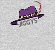 Pimp City Jiggys - Custom Hat Logo Design  Unisex T-Shirt