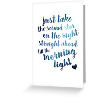 What You Mean to Me Greeting Card