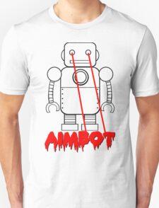 aimbot robot - personal request Unisex T-Shirt