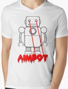 aimbot robot - personal request Mens V-Neck T-Shirt