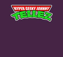 Hyper Geeky Johnny Tellez logo Unisex T-Shirt