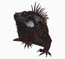 iguana gold One Piece - Long Sleeve