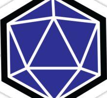 Praise the RNG - Blue Sticker