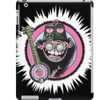 Cracktastic Zack iPad Case/Skin