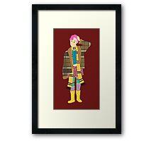 Tonks Framed Print