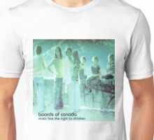 boards of canada music has the right to children Unisex T-Shirt