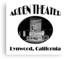 Lynwood Arden Theatre Canvas Print