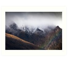 The Remarkables - Queenstown - New Zealand Art Print