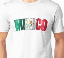 Mexico Flag Unisex T-Shirt
